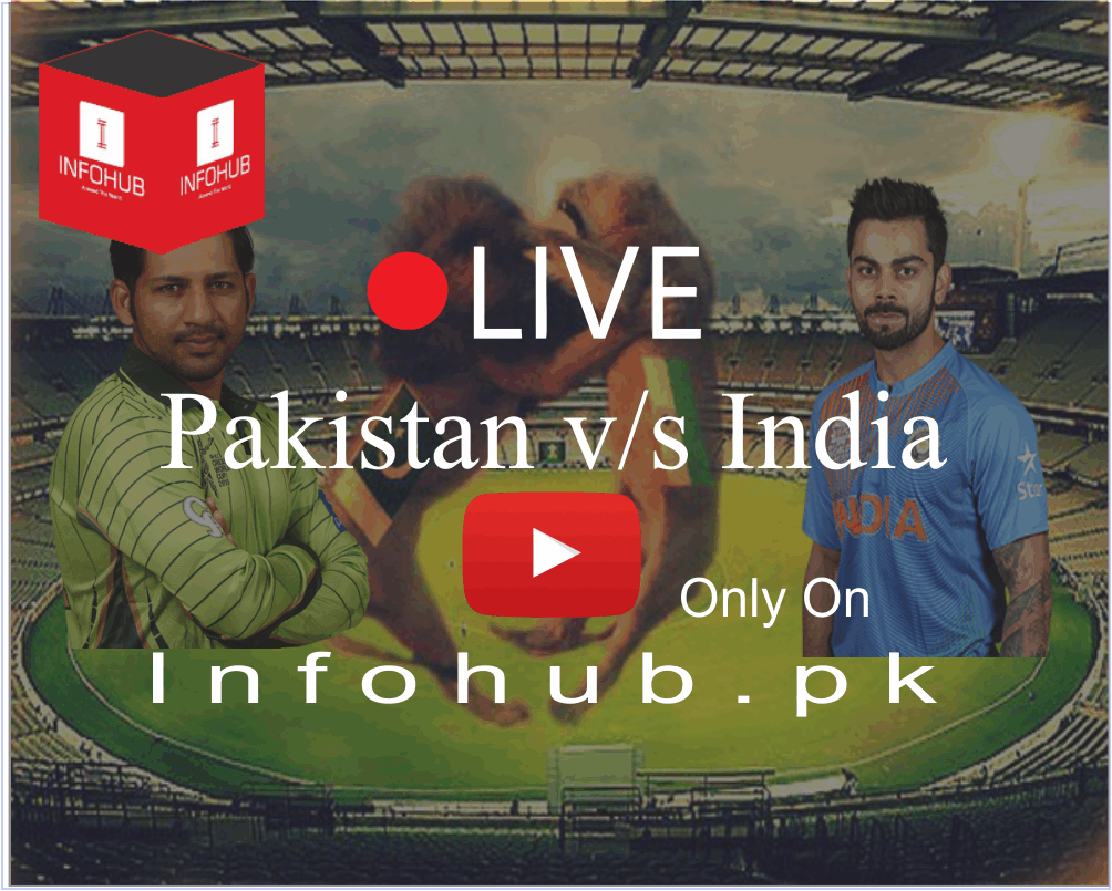 Pakistan India Live match